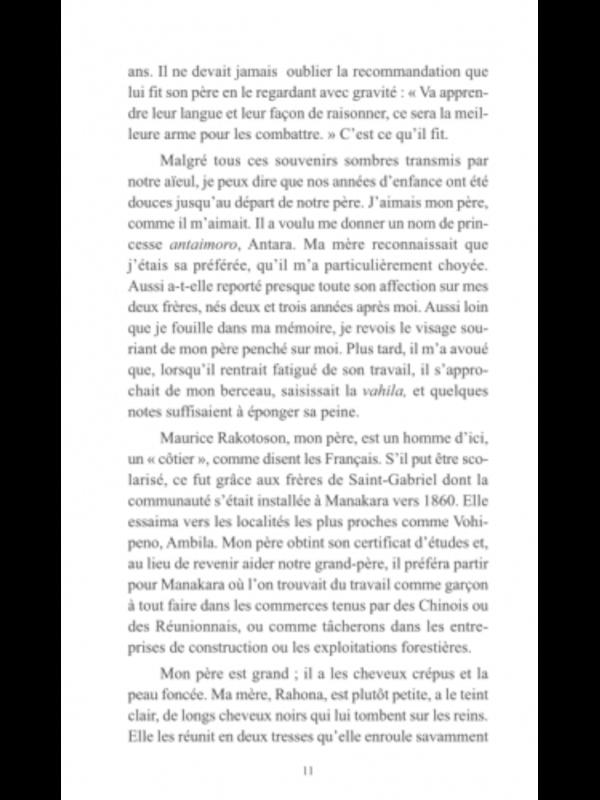 Anne Guillou - L'ïle rebelle